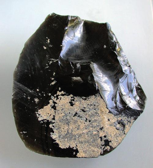 Obsidian Klinge
